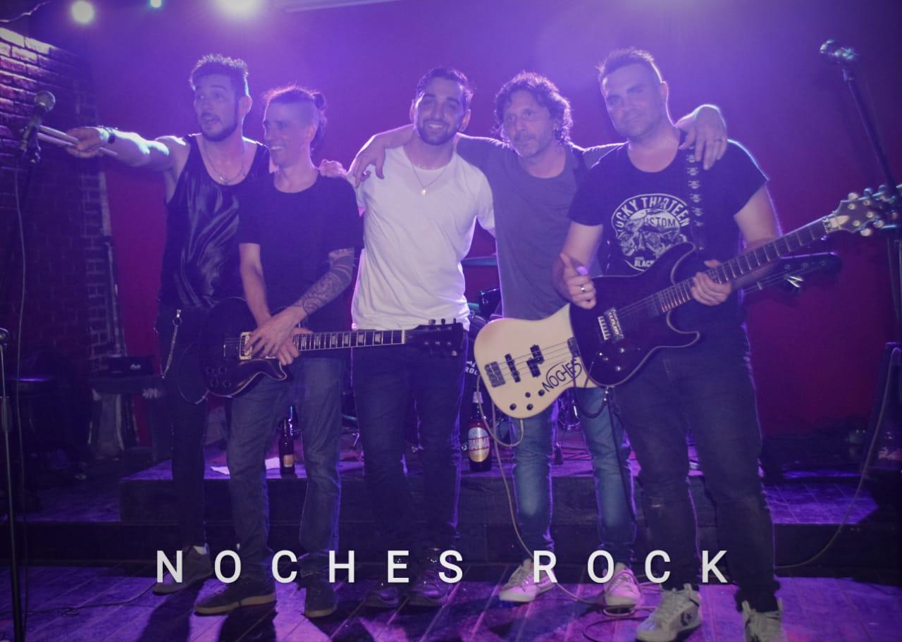 """Escuchá """"A Donde Ir"""", tema que Noches Rock lanza en Colombia. Y obvio, la escuchás primero en Radio Chécheres."""