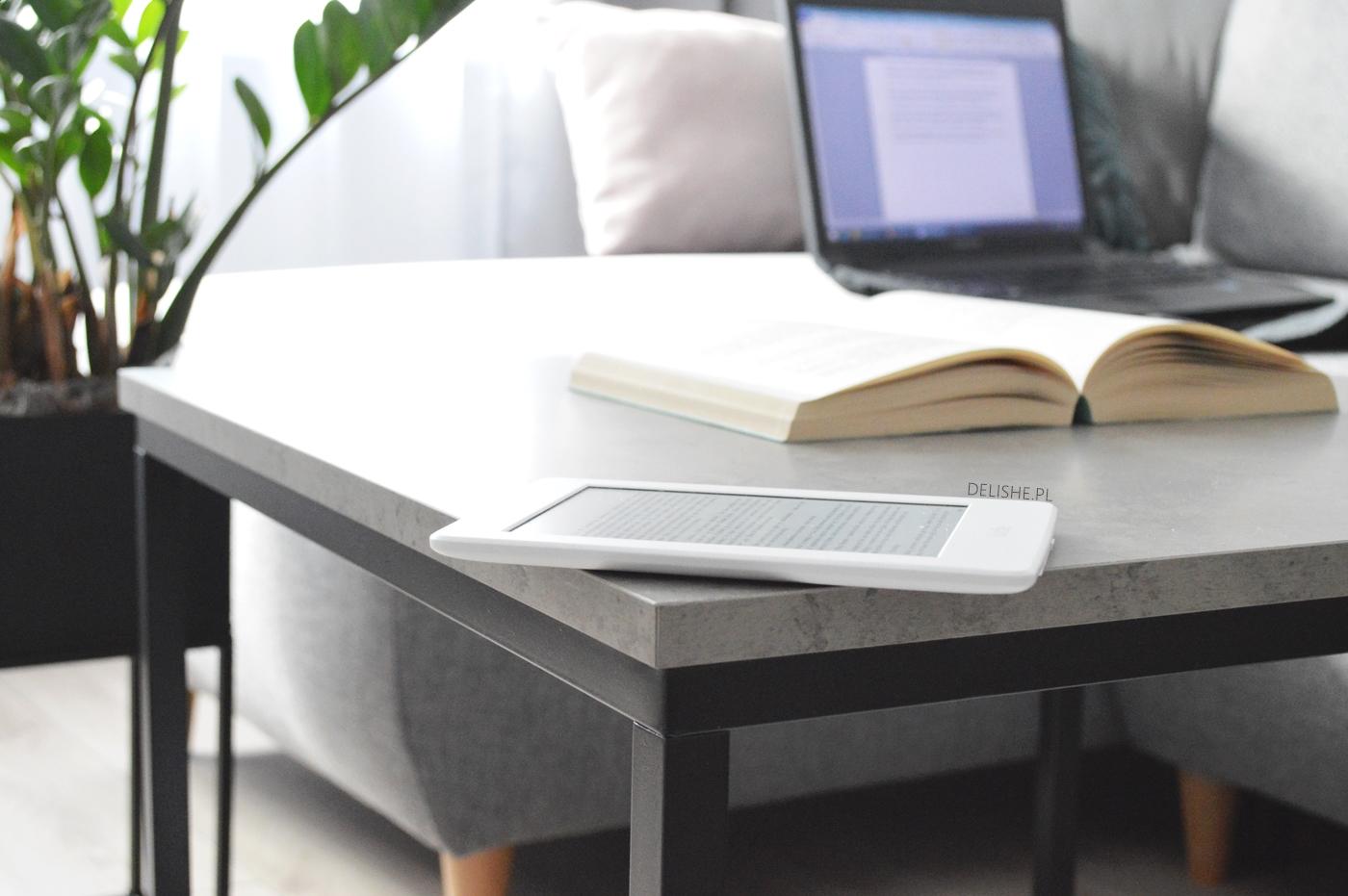 czy warto kupić czytnik ebooków Kindle wady i zalety