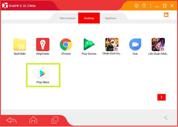 Cách tải FPT Play về máy tính Win 7, Win 10 đơn giản nhất với giả lập Android Droid4X a