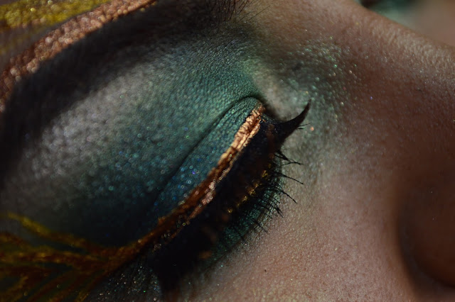 Makeup inspired by Pride and Prejudice con Babylon di Nabla, Versailles e Peyote di Neve, Dragon Vice3, Brow Pot Uranus Nabla