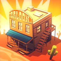 Idle Tycoon: Wild West – Tap for Cash Mod Apk
