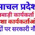 हिमाचल प्रदेश में आंगनबाड़ी और आशा कार्यकर्ताओ के पदों पर सरकारी नौकरी