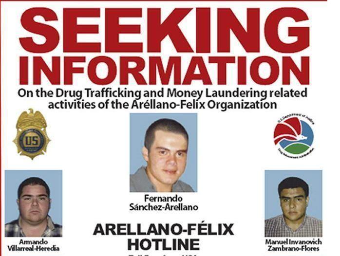"""""""Los Arellano Félix"""", el cartel que pasó de la cima en el narco al robo de vehículos y el tráfico de armas en la frontera"""