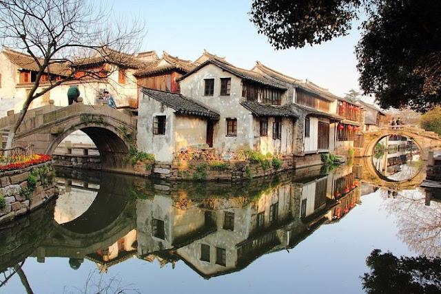 Suzhou & Zhouzhuang Water Village