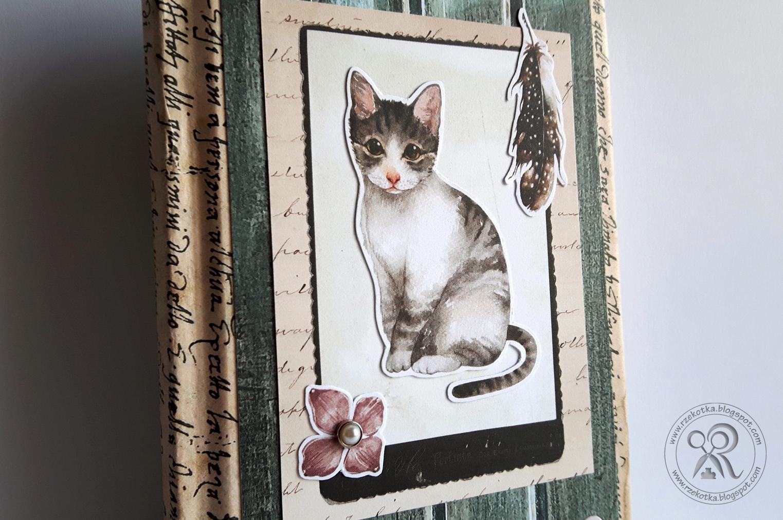 Kalendarz z kotkiem