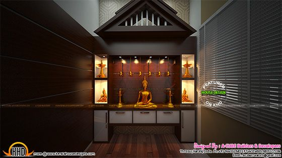 Kerala interior design