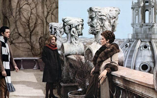 «Семейный портрет в интерьере», режиссёр Лукино Висконти
