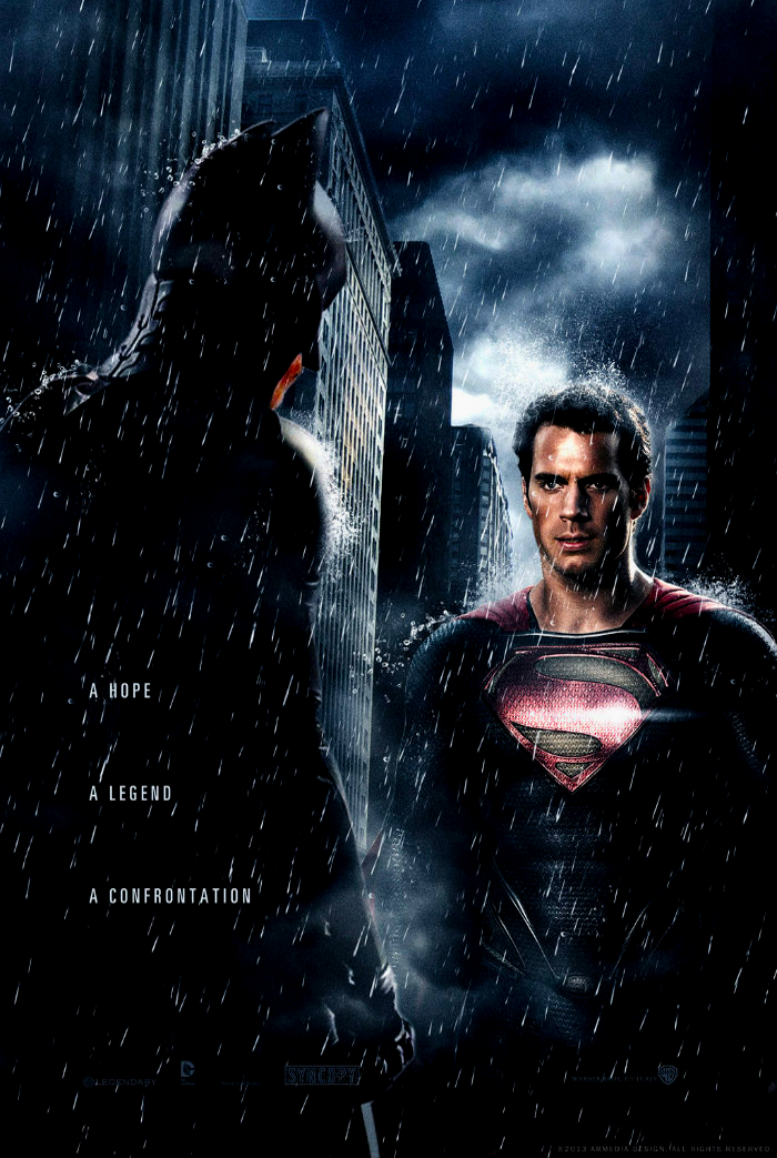 Poster Man Of Steel 2: Batman vs Superman - Fan Art