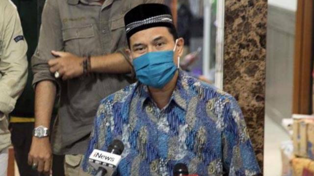 Munarman: Penguasa Negeri Merasa Gagah kalau Habib Rizieq Dipenjara