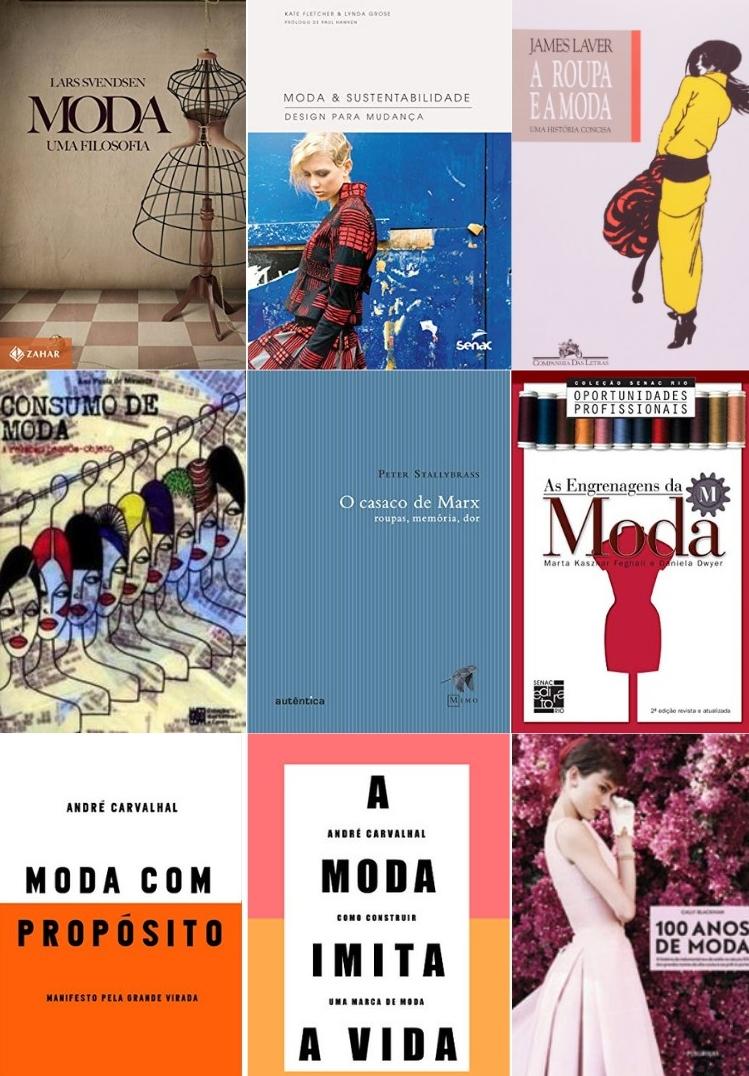 8 Livros Para Entender Mais Sobre Moda