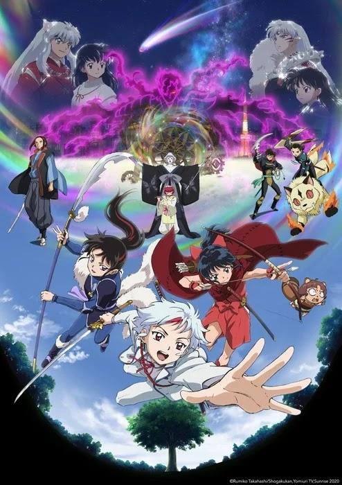 El anime Yashahime: Princess Half-Demon (Hanyō no Yashahime), el nuevo spin-off de Inuyasha, ha revelado una nueva imagen y un nuevo vídeo de su su segunda temporada Ni no Shō (Parte II).