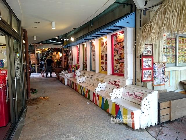 沖繩自由行,沖繩怎麼玩,萬座毛景點,美國村逛街