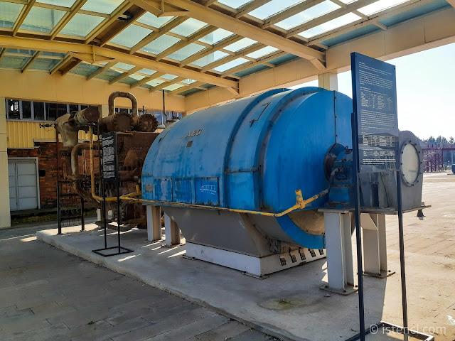 İzmit Seka Kağıt Fabrikası - Enerji Santrali