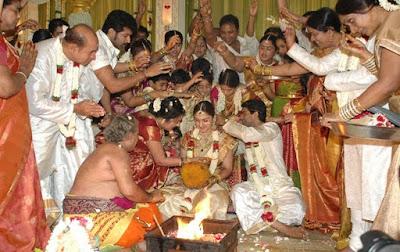 Sridevi Vijaykumar and Rahul wedding photos2