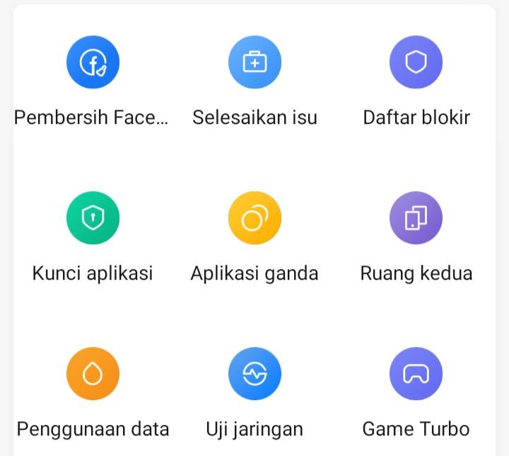 Menggandakan whatsapp di Xiaomi
