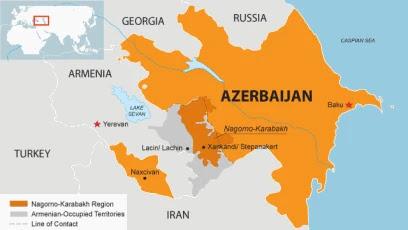 अज़रबैजान की राजधानी - capital of azerbaijan in hindi