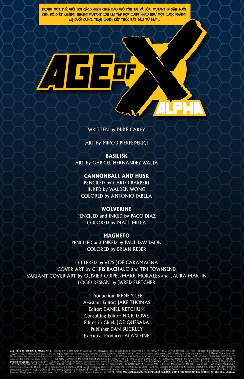 Age of X Chap 007 . Next Chap 8