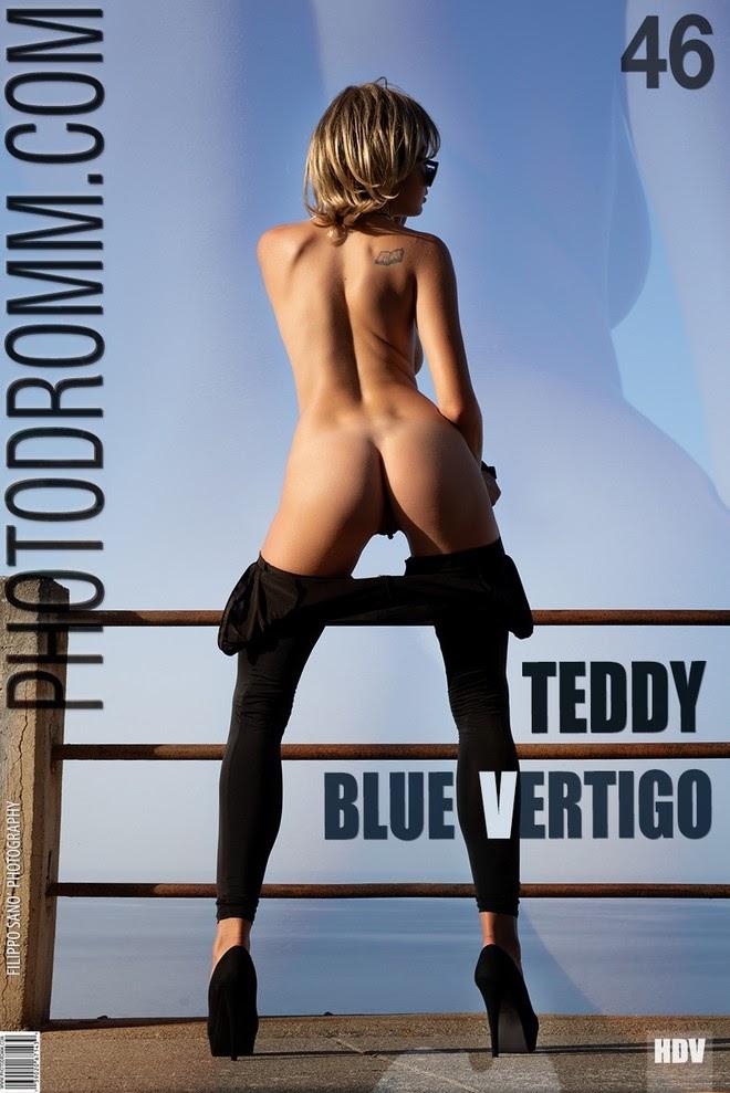 [PhotoDromm] Teodora - Blue Vertigo - Girlsdelta