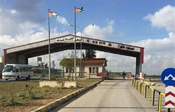 الاردن يصدر قراراً يقضي بالسماح بدخول المركبات السورية  إلى الأراضي الأردنية