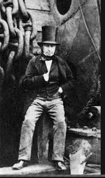 Isambard Kingdom Brunel biography