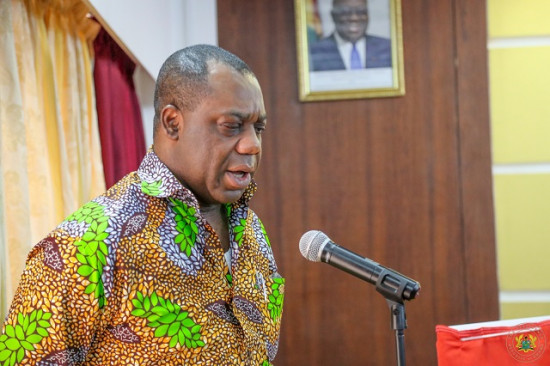 Matthew Opoku Prempeh - Education Minister