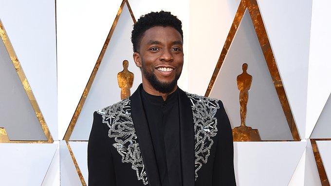 """A los 43 años muere Chadwick Boseman, protagonista de """"Black Panther"""""""