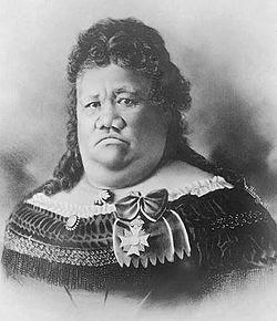 Pacific Island woman