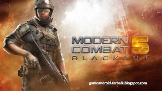 Game Android Terbaik Modern Combat 5 Blackout