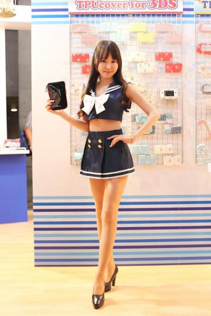 Galeri Tokyo Game Show: Penuh dengan Cosplayer Cantik dan Menggoda