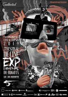 CINEAUTOPSIA 2019 FESTIVAL de cine experimental de Bogotá