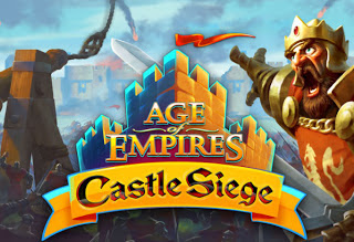Download Game Age Of Empires Castle Siege v1.23.91 Apk Data Android Terbaru