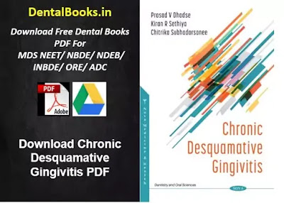 Download Chronic Desquamative Gingivitis PDF