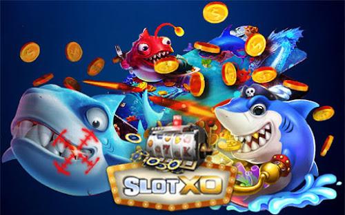 รวยได้อย่างง่ายดายกับการเล่นสล็อตออนไลน์ของทาง Slotxo