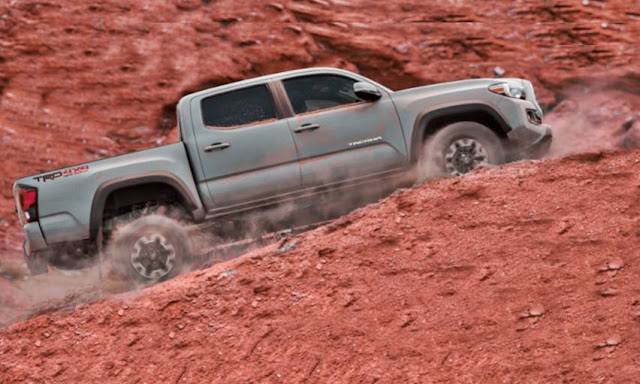 2019 Toyota Tacoma TRD PRO, Specs And Release Date