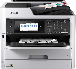 Epson Workforce Pro WF-M5799 Printer Drivers Download