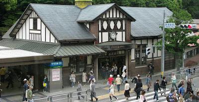 Estação de Harajuku