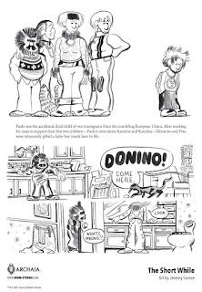 Primer vistazo a BOOM!: The Short While