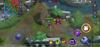 How to farm quickly in the mobile legend