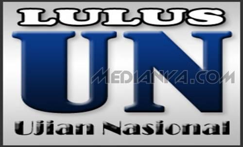 Sekolah Niai UN SMA tertinggi