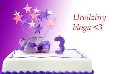 #Urodziny bloga ^^