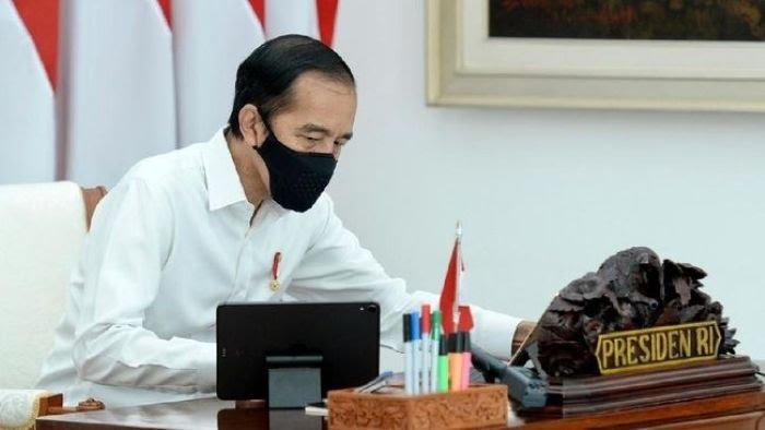 Presiden Jokowi Resmi Teken UU Ciptaker Nomor 11 Tahun 2020