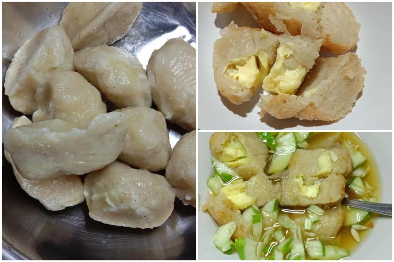 Resep Membuat Empek-empek Udang Rebon