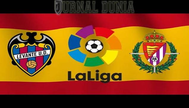 Prediksi Levante vs Real Valladolid, Sabtu 23 Januari 2021 Pukul 03.00 WIB