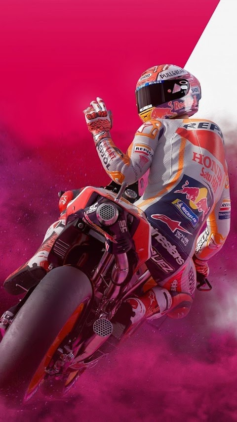 Moto GP siêu đẹp