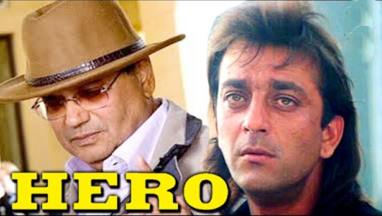 Do you know that Sanjay Dutt was the first choice for the lead role in Subhash Ghai's Hero?