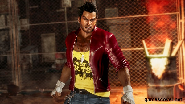 Dead or Alive 6 Fighter Diego