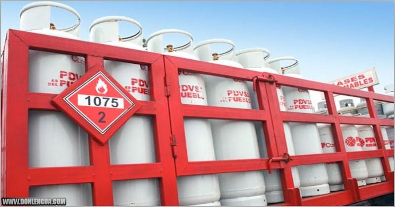 Falta de bombonas de gas deja a PDVSA gas al borde del cierre definitivo