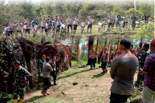 Antisipasi Pembalakan Liar Kapolres dan Dandim Aceh Tengah Lakukan Patroli Di Kawasan Hutan Penarun
