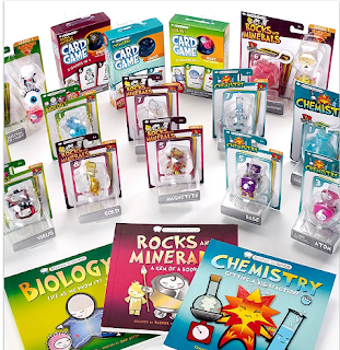 basher science toys and products