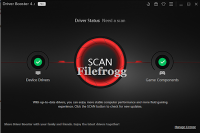 Driver Booster PRO 4.1.0 Full
